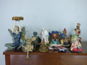 Knick-knacks and collectibles